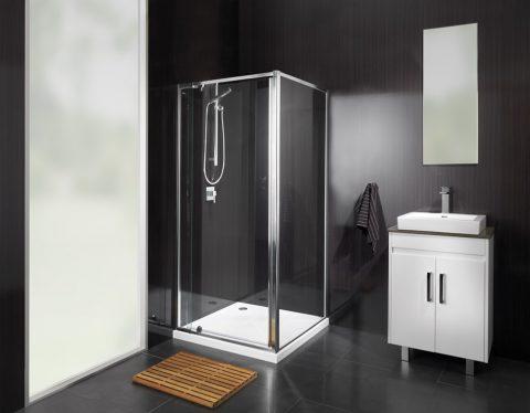 Black-Shower-Screen